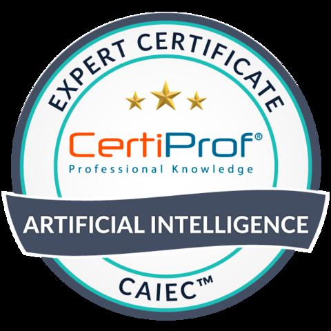Artificial Intelligence Expert Certificate - CAIEC Exam Voucher