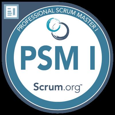 Professional Scrum Master Level-I (PSM I)